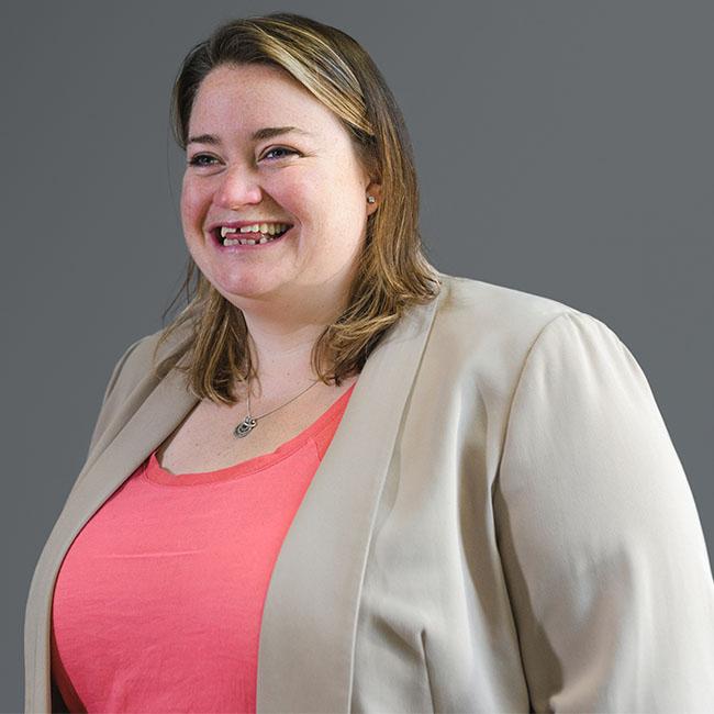 Rebecca Peake 博士